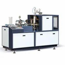Heavy Duty Paper Glass Making Machine