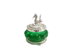 Kubera Lakshmi Pot Silver, For Pooja, 175gms