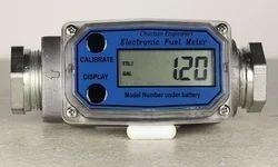 Achievers Digital Oil Flow Meter