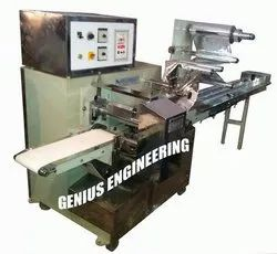 Flow Wrapper Machine Soap Wrapping Machine