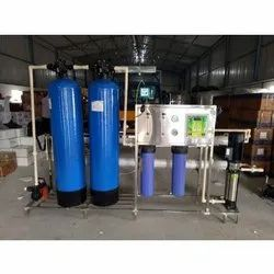 DM Semi-Automatic Water Plant