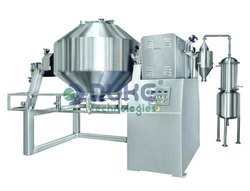 Rotocone Vacuum Filter Dryer