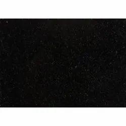 Rajasthan Black Granite Slab, Thickness: 10-15 mm, Packaging Type: Box