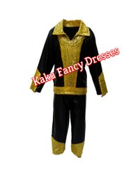Kids Rock Star Fancy Dress Costume