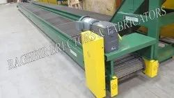 Electric Slat Conveyor