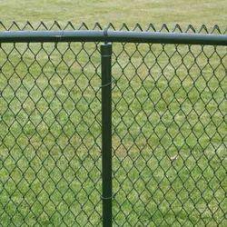 Green Garden Fencing Mesh