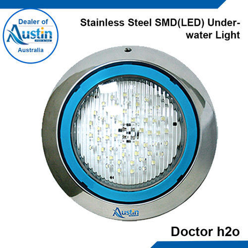 Austin Crown Ss Smd Led Underwater Light