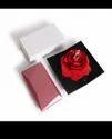 Jewellery Rose Elegant Creative Rotating Wedding Ring Box