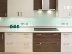 Floral Design Kitchen Furniture