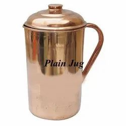 Plain Copper Jug