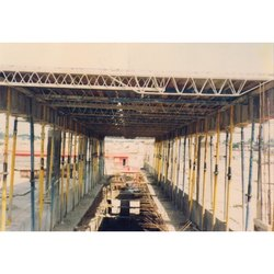 Concrete Industrial Building Construction Services, in Client Site