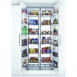 Platinum Double Pantry Unit