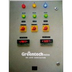 Greenhouse Electronic Climate Controller system