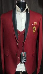 Mens Five Piece Suit