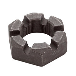 Kailas Industries Slotted Castle Nut, Size: M6 - M100, 100 Pieces Per Pack