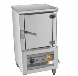 12-Plate Steam Dhokla Machine