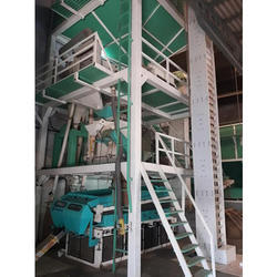Automatic Agriculture Seed Processing Plant