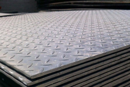 Stainless Steel 316 Chequered Plate