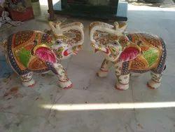 Elephant Animal Handicraft