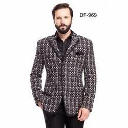 Diwan Saheb DF-969 Mens Polyester Western Suit