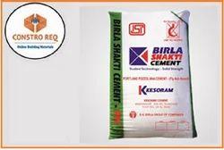Birla Shakti Cement, Cement Grade: Grade 53, Packaging Type: Sack Bag