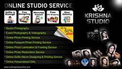 Online Studio Services around India