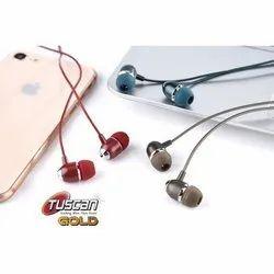 Mobile Tuscan Wired Earphone