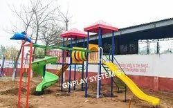 FRP Nursery Multiplay Station for Playground