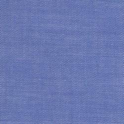 White Collar Polyester Cotton Blue Shirt Fabric