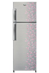 Whirlpool 265 L 3 Star Frost Free Double Door Refrigerator (NEO FR278 ROY PLUS 3S, Silver Bliss)