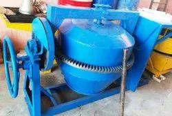 Diesel Engine Cement Mixer