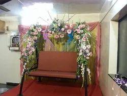 Fresh Flower Baby Shower Flowers Decoration, Pune