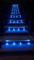 Blue LED Step Light