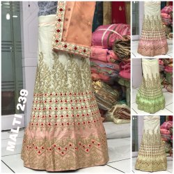Silk Party Wear Lehenga Choli