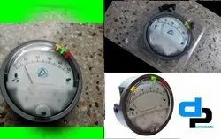 Aerosense Model ASGC-300PA Differential Pressure Gauges Ranges 150-0-150PA