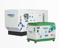 7.5 kVA Greaves Power Portable Generator, Single Phase
