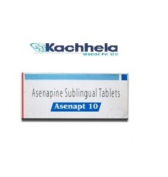 Asenapt 10mg Tablet
