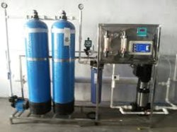 Automatic FRP RO Water Plant, Capacity: 1000-2000 (liter/hour)