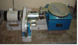 Horizontal Shake Table - Cylindrical Cam Type