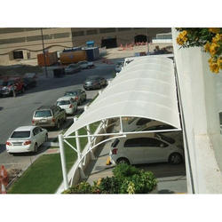 Commercial Car Parking Shed
