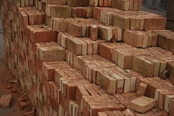 Red Bricks, For Side Wall