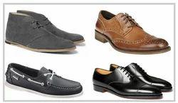 Brown & Tan Mens Shoe 01