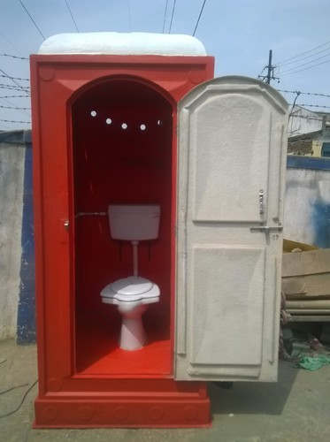 FRP Toilet Modules - FRP Bio Toilets Manufacturer from Pune