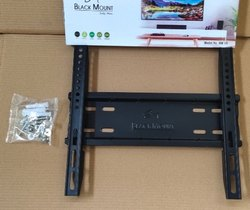Die Iron Black Fix Tv Wall Mount, Model Name/Number: Bm 15, Size: 15