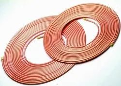 Copper Cappiliary Tubes