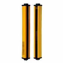 Unitech Yellow Power Press Machine Safety Curtain