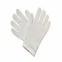 White Plain Hosiery Gloves