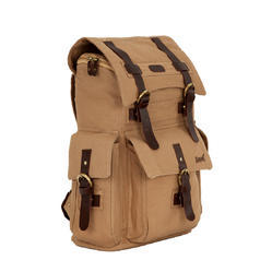 4 Compartment Canvas Bag