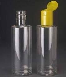 200 Ml PET Round Bottle