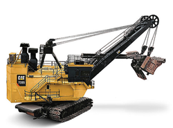 Electric Rope Shovel Rent Equipment Service